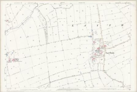 Yorkshire CCVII.8 (includes: Ellerton; Foggathorpe) - 25 Inch Map