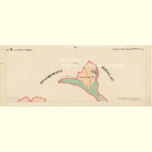 Bergreichenstein - c3068-1-008 - Kaiserpflichtexemplar der Landkarten des stabilen Katasters