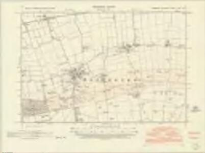 Yorkshire CVIII.SE - OS Six-Inch Map