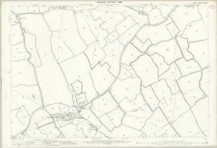 Kent LXXXI.3 (includes: Bonnington; Burmarsh; Newchurch) - 25 Inch Map