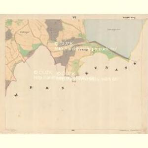 Gatterschlag - c2965-1-006 - Kaiserpflichtexemplar der Landkarten des stabilen Katasters