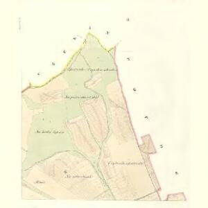Pržedmost - m2449-1-002 - Kaiserpflichtexemplar der Landkarten des stabilen Katasters