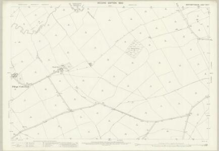 Northamptonshire XXIV.7 (includes: Desborough; Harrington; Rothwell) - 25 Inch Map
