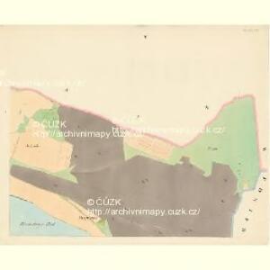 Boschilletz - c0425-1-004 - Kaiserpflichtexemplar der Landkarten des stabilen Katasters