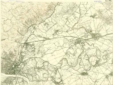 III. vojenské mapování 4758/2