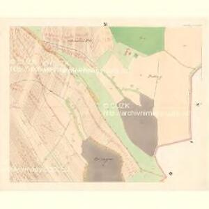 Ungarisch Brod (Uherski Brod) - m3197-1-011 - Kaiserpflichtexemplar der Landkarten des stabilen Katasters