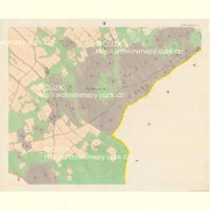 Stary Ehrenberg - c7264-2-009 - Kaiserpflichtexemplar der Landkarten des stabilen Katasters