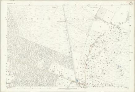 Dorset XXVI.7 (includes: Holt; Horton; Verwood) - 25 Inch Map