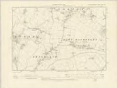 Gloucestershire XXV.NE - OS Six-Inch Map