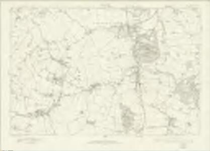 Essex nXIII - OS Six-Inch Map