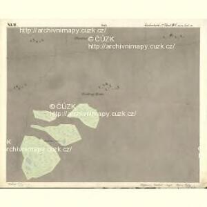 Stubenbach I. Theil - c6088-1-037 - Kaiserpflichtexemplar der Landkarten des stabilen Katasters
