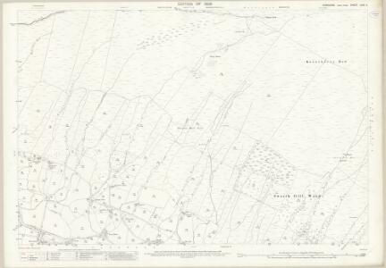 Yorkshire LXIV.2 (includes: Garsdale; Sedbergh) - 25 Inch Map
