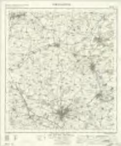 Northampton - OS One-Inch Map