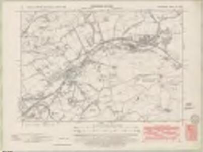 Lanarkshire Sheet VIII.NE - OS 6 Inch map
