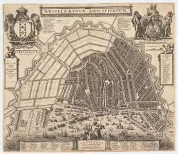 Nieuwe beschryvinge van Amsterdam met syne vermeerderinge