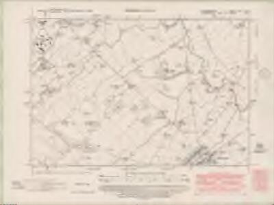 Renfrewshire Sheet XVII.SW - OS 6 Inch map