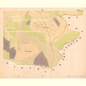 Chrobold - c2651-1-007 - Kaiserpflichtexemplar der Landkarten des stabilen Katasters
