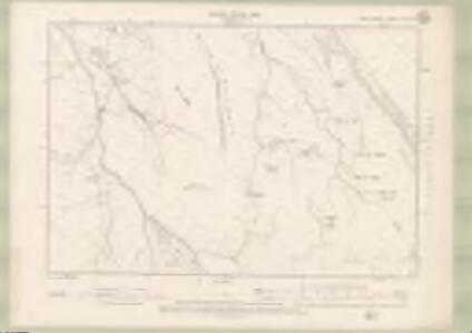 Argyll and Bute Sheet XV.SW - OS 6 Inch map
