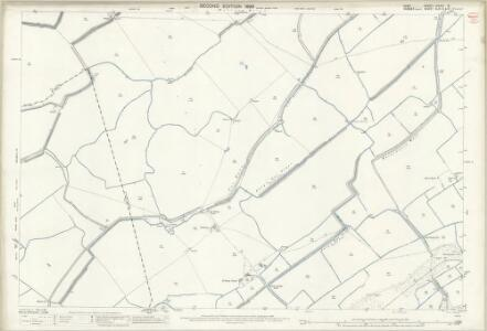Kent LXXXIV.13 (includes: Broomhill; Lydd; Old Romney) - 25 Inch Map