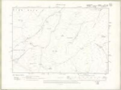 Lanarkshire Sheet XXXV.SE - OS 6 Inch map