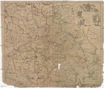 Regnum Bohemia eique annexae provinciae ut Ducatus Silesia, Marchionatus Moravia et Lusatia quae sunt terrae haereditariae imperatoris