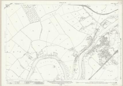 Durham VII.16 (includes: Ford; Hylton; Offerton; Sunderland; Washington) - 25 Inch Map