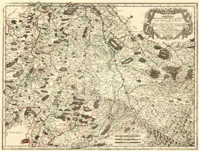 Archidiacnés de Vosges, et de Vitel, dans l'Evesché ed Tovl