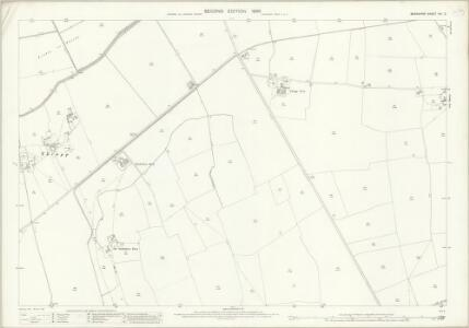 Berkshire VIII.2 (includes: Buckland; Great Faringdon) - 25 Inch Map