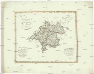 Charte von Oesterreich ob der Enns