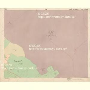 Moldau Ober - c2176-1-015 - Kaiserpflichtexemplar der Landkarten des stabilen Katasters