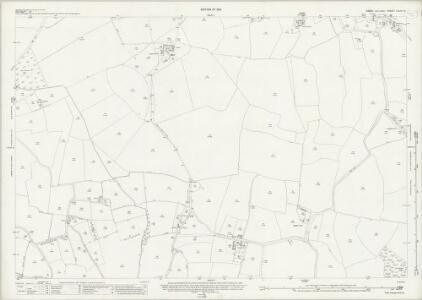 Essex (New Series 1913-) n XLIV.5 (includes: Great Waltham; High Easter; Pleshy) - 25 Inch Map