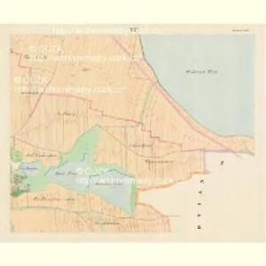 Plastowitz - c5816-1-006 - Kaiserpflichtexemplar der Landkarten des stabilen Katasters