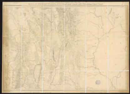 Parts of western Wyoming, southeastern Idaho and northeastern Utah
