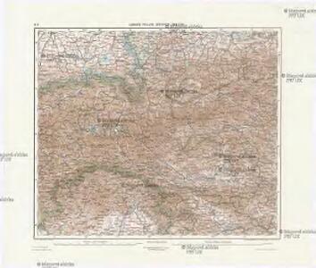 Laibach, Villach, Kufstein, Belluno