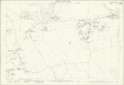 Berkshire XXX.4 (includes: Bisham; Hurley; Shottesbrooke; White Waltham) - 25 Inch Map