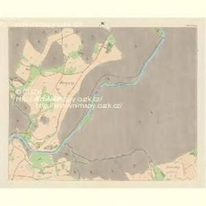 Klösterle (Klassterec) - c3130-1-003 - Kaiserpflichtexemplar der Landkarten des stabilen Katasters