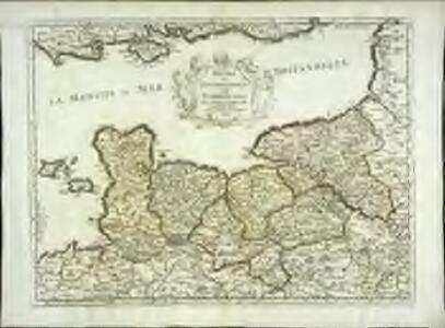 Duché et gouvernement de Normandie
