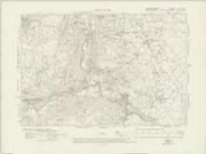 Caernarvonshire XXIV.NW - OS Six-Inch Map