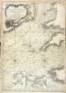 Carte du Canal ou de la Manche, 1