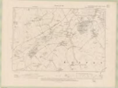 Kirkcudbrightshire Sheet XLII.SE - OS 6 Inch map