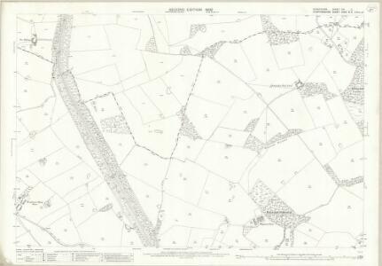 Shropshire XVI.11 (includes: Cheswardine; Sutton Upon Tern; Tyrley) - 25 Inch Map