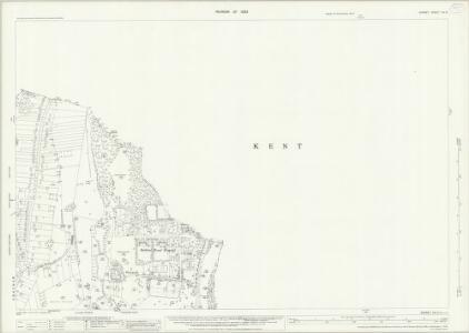 Surrey XIV.8 (includes: Beckenham; Croydon St John The Baptist) - 25 Inch Map