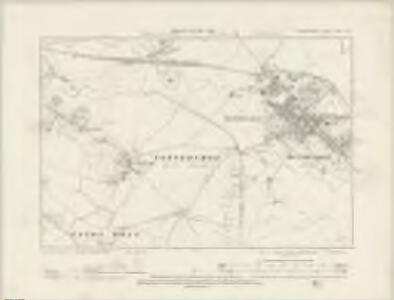 Bedfordshire XXXII.NW - OS Six-Inch Map