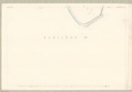 Lanark, Sheet XI.16 (Bothwell) - OS 25 Inch map