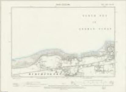 Kent XXV.NW - OS Six-Inch Map