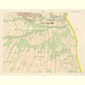 Lichtenstadt - c2367-1-004 - Kaiserpflichtexemplar der Landkarten des stabilen Katasters