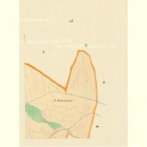 Bukowsko - c1264-1-007 - Kaiserpflichtexemplar der Landkarten des stabilen Katasters