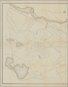 Plan of the town of Brighton : made by order of the selectmen from actual surveys : Western sheet