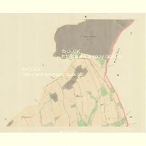 Seibersdorf (Hauzowice) - m0069-1-002 - Kaiserpflichtexemplar der Landkarten des stabilen Katasters