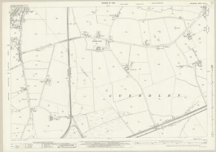 Lancashire CXV.6 (includes: Cuerdley; Widnes) - 25 Inch Map